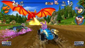 Beach buggy racing 2 mod apk android 2021.08.20 screenshot