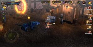 Bloodwarrior offline mod apk android 1.7.8 screenshot