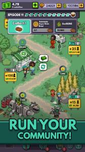 Bud farm idle tycoon build your weed farm mod apk android 1.8.0 screenshot