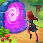 Charms of the Witch Magic Mystery Match 3 Games MOD APK android 2.43.2