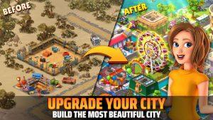 City island 5 tycoon building simulation offline mod apk android 3.16.1 screenshot