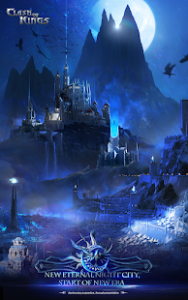 Clash of kings the new eternal night city mod apk android 7.05.0 screenshot