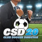 Club Soccer Director 2020  Soccer Club Manager MOD APK android 1.1.0