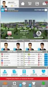 Club soccer director 2020 soccer club manager mod apk android 1.1.0 screenshot