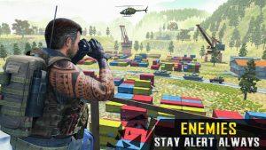 Commando adventure assassin free games offline 3d mod apk android 1.70 screenshot