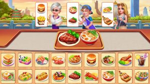 Cooking home design home in restaurant games mod apk android 1.0.28 screenshot