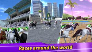 Derby life horse racing mod apk android 1.8.49 screenshot