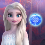 Disney Frozen Free Fall Play Frozen Puzzle Games MOD APK android 10.7.0