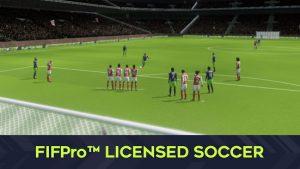Dream league soccer 2021 mod apk android 8.20 screenshot
