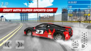 Drift max city car racing in city mod apk android 2.87 screenshot