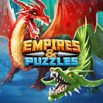 Empires & Puzzles  Epic Match 3 MOD APK android 40.1.0