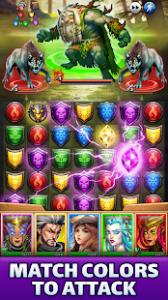 Empires & puzzles epic match 3 mod apk android 40.1.0 screenshot
