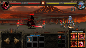 Epic heroes dragon fight legends mod apk android 1.12.74.505 screenshot