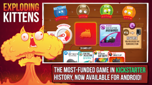 Exploding kittens official mod apk android 4.1.1 screenshot