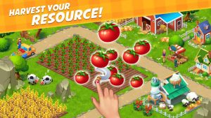 Farm city farming & city building mod apk android 2.8.30 screenshot