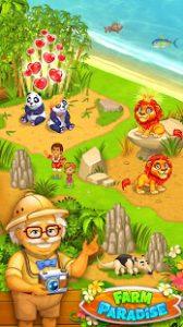 Farm paradise fun farm trade game at lost island mod apk android 2.26 screenshot