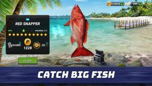 Fishing clash mod apk android 1.0.160 screenshot