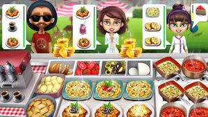 Food truck chef tasty restaurant cooking games mod apk android 8.10 screenshot