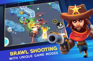 Heroes strike offline moba & battle royale mod apk android 90 screenshot