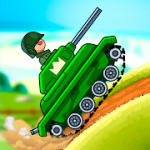 Hills of Steel MOD APK android 3.6.1