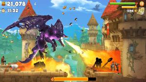 Hungry dragon mod apk android 3.16 screenshot