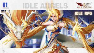 Idle angels mod apk android 3.23.3.081201 screenshot