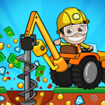 Idle Miner Tycoon Mine & Money Clicker Management MOD APK android 3.58.1