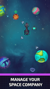 Idle planet miner mod apk android 1.8.7 screenshot