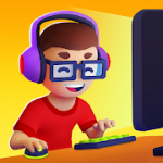 Idle Streamer  Tuber game Get followers tycoon MOD APK android 1.6