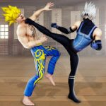 Karate King Fight Offline Kung Fu Fighting Games MOD APK android 1.9.5