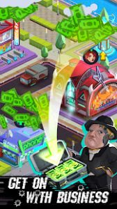 Mafia inc idle tycoon game mod apk android 0.22 screenshot