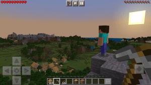 Minecraft mod apk android 1.17.30.23 screenshot