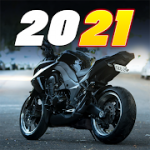 MotorBike  Traffic & Drag Racing I New Race Game MOD APK android 1.8.24