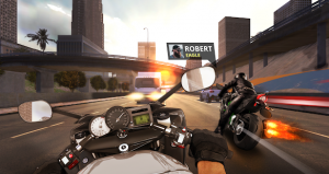 Motorbike traffic & drag racing i new race game mod apk android 1.8.24 screenshot