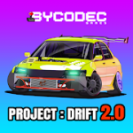 PROJECT:DRIFT 2.0 MOD APK android 2.1