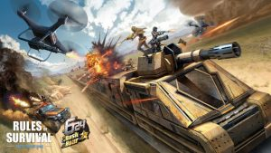 Rules of survival mod apk android 1.610539.574472 screenshot