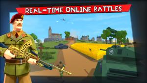 Raidfield 2 online ww2 shooter mod apk android 9.236 screenshot