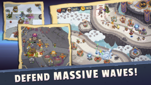 Realm defense epic tower defense strategy game mod apk android 2.7.0 screenshot