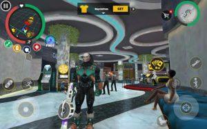 Rope hero vice town mod apk android 5.8 screenshot