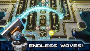 Sci fi tower defense offline games module td mod apk android 1.94 screenshot