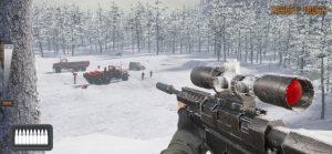 Sniper 3d gun shooting game mod apk android 3.36.3 screenshot