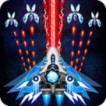 Space shooter Galaxy attacK Galaxy shooter MOD APK android 1.527