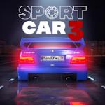 Sport car 3 Taxi & Police drive simulator MOD APK android 1.02.024