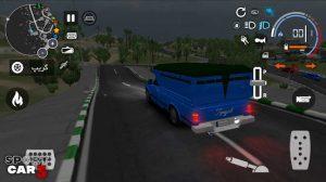 Sport car 3 taxi & police drive simulator mod apk android 1.02.024 screenshot