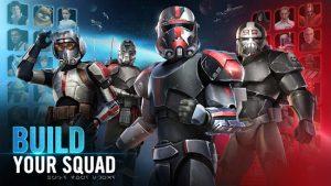 Star wars galaxy of heroes mod apk android 0.24.796425 screenshot