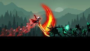 Stickman legends shadow offline fighting games db mod apk android 2.4.96 screenshot