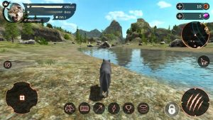 The wolf mod apk android 2.2.4 screenshot
