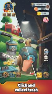 Trash tycoon idle clicker & simulator & business mod apk android 0.4.6 screenshot
