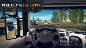 Truck world euro & american tour simulator 2020 mod apk android 1.207171 screenshot