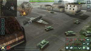 Us conflict tank battles mod apk android 1.14.82 screenshot